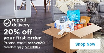 Repeat Delivery- save 20% on your first order - Shop Now