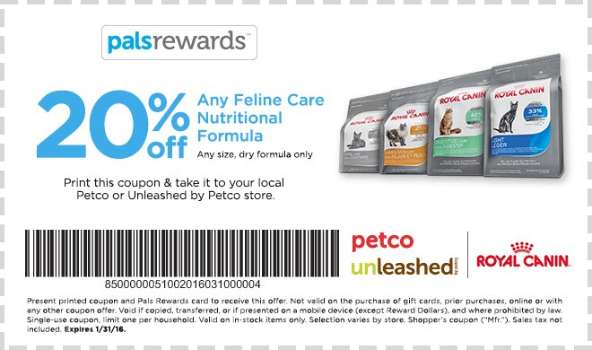 photograph regarding Royal Canin Printable Coupons referred to as Royal canin coupon code - Existing Coupon codes