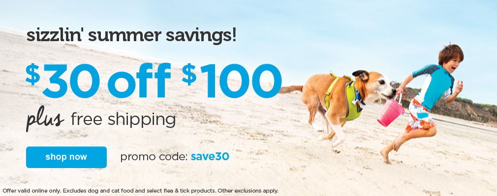$30 off $100 plus free shipping with promo code: save30 - shop now