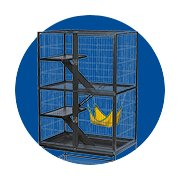 Featured Categories - Cages & Habitats