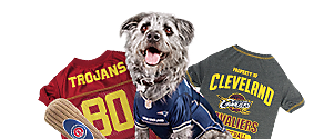 Dog   Pet Jerseys  Game Day Sports Gear for Dogs  73df75131