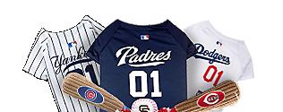 730fef1b839 MLB Pet Gear  Dog Jerseys