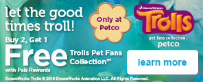 Free Trolls Pet Fans Collection