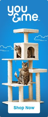 You & Me Cat Furniture
