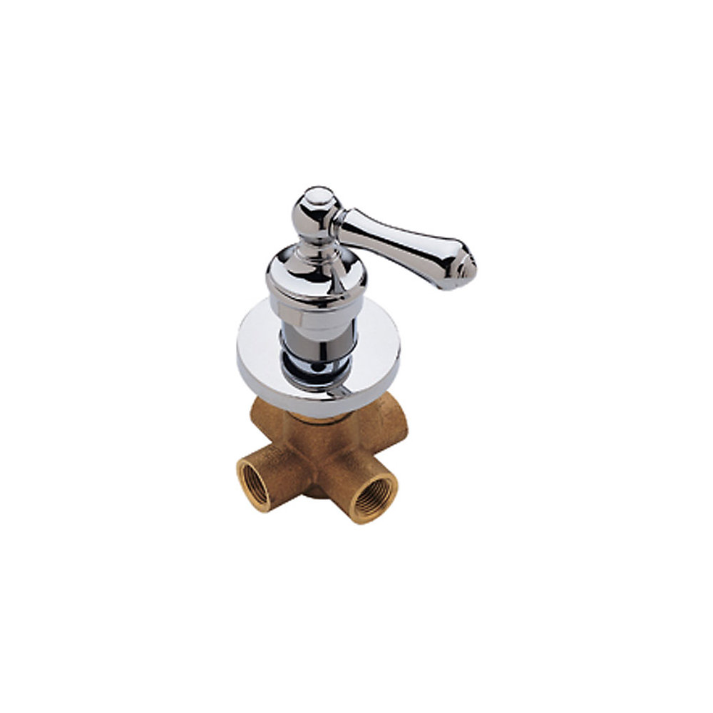 Polished Chrome Diverter Valves   015 38BC   1. Polished Chrome Diverter Valves   015 38BC   Pfister Faucets
