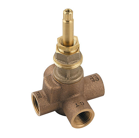 Unfinished Diverter Valves - 015-IWDX - 1