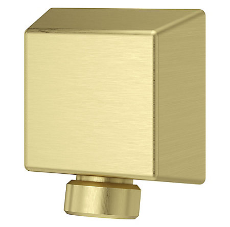 Brushed Gold Pfister Shower Drop Elbow - 016-17FBG - 1