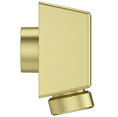Brushed Gold Pfister Shower Drop Elbow - 016-17FBG - 3