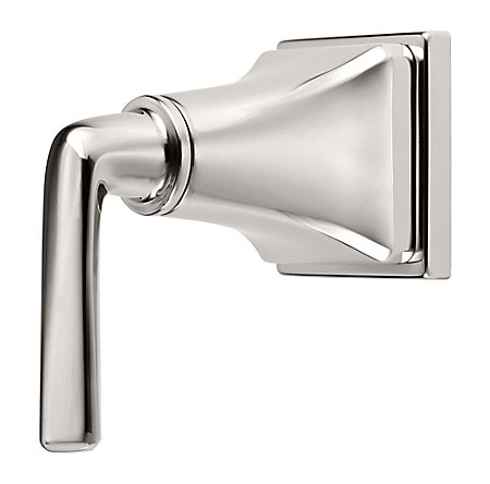 Polished Nickel Park Avenue Diverter Trim - 016-FE0D - 1