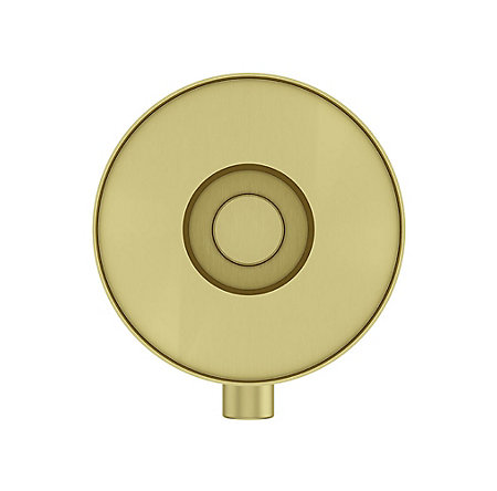Brushed Gold Contempra Diverter Trim - 016-NC1BG - 5