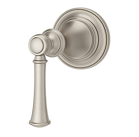 Brushed Nickel Tisbury Diverter Trim - 016-TB1K - 1