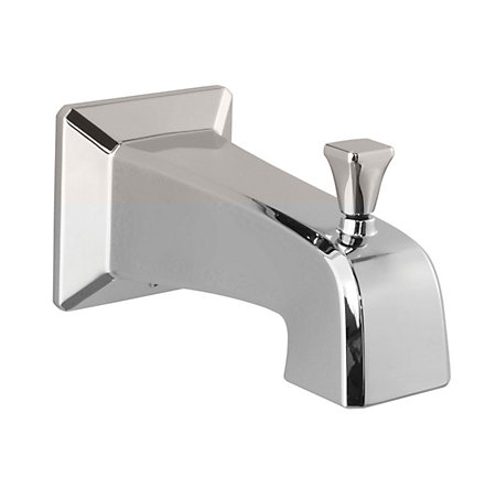 Brushed Nickel Tub Spout - 920-101D - 1