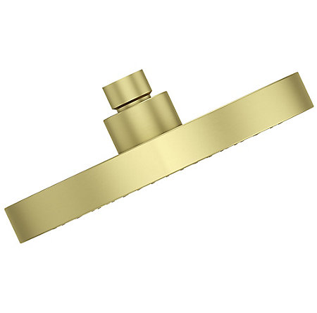 Brushed Gold Contempra Showerheads - 973241BG - 3