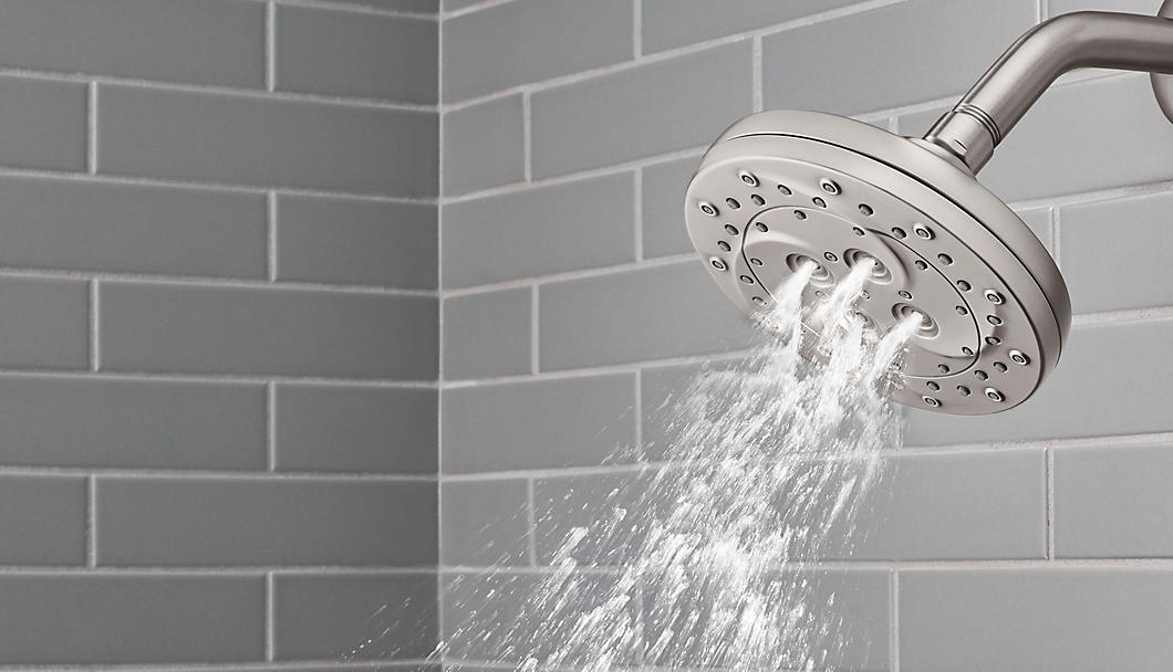 Thermoforce™ Showerheads