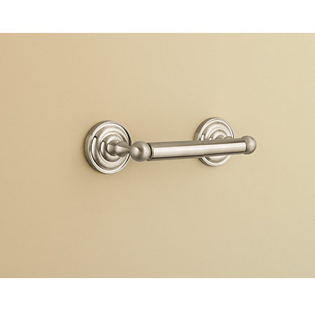 Brushed Nickel Redmond Tissue Holder - BPH-R0KK - 2