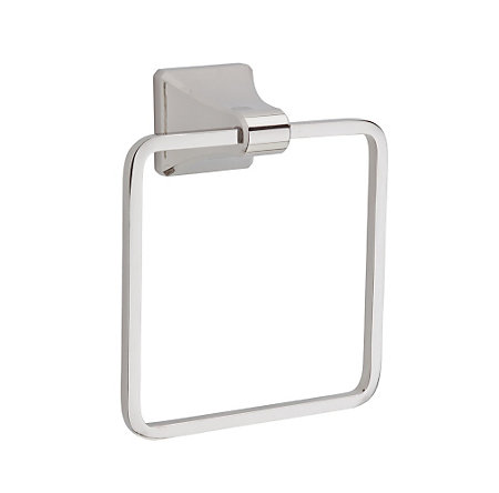 Polished Nickel Park Avenue Towel Ring - BRB-FE1D - 1