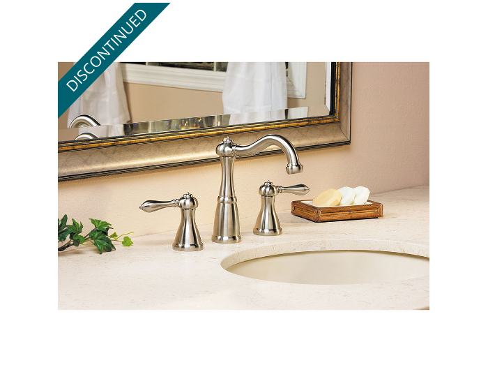 Click The Above Image To Zoom Backward Brushed Nickel Marielle Widespread Bath Faucet