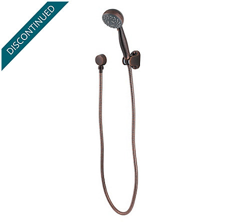 Rustic Bronze Pfirst Series Handheld Showers - 016-200U - 1