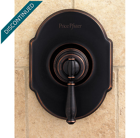 Tuscan Bronze Hanover 1-Handle Tub & Shower, Complete with Valve - 808-TMYY - 4
