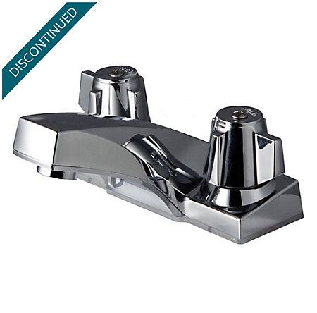 Polished Chrome Pfirst Series  Bath Faucet - G143-5005 - 1