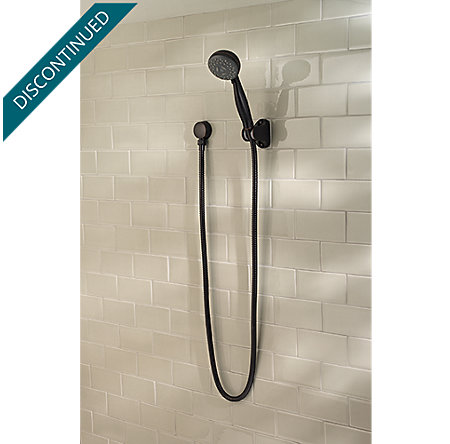 Tuscan Bronze Pfirst Series 3-Function Handheld Shower - G16-200Y - 2