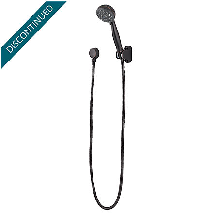 Tuscan Bronze Pfirst Series 3-Function Handheld Shower - G16-200Y - 1