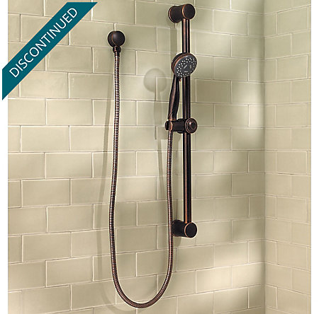 Rustic Bronze Pfirst Series Handheld Showers - 016-300U - 2