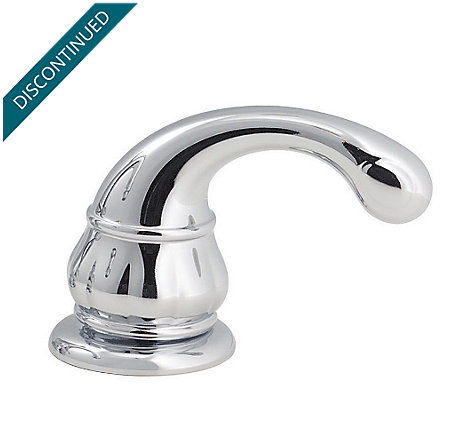 Polished Chrome Pfister Lav/Roman Tub/Bidet Handle - HHL-DLBC - 1