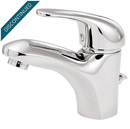 Polished Chrome Pro Series Single Control, Centerset Bath Faucet - PRO-P251 - 1