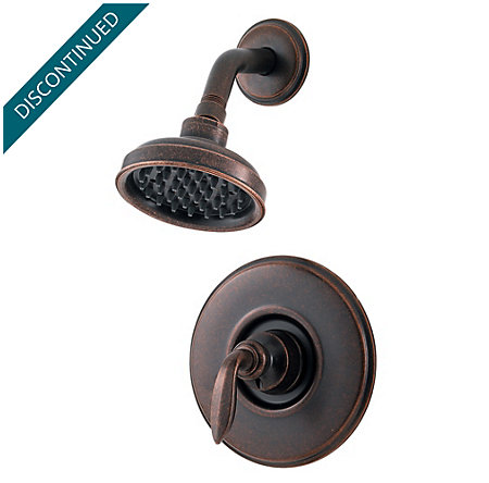 Rustic Bronze Avalon Shower Only - R89-7CBU - 1