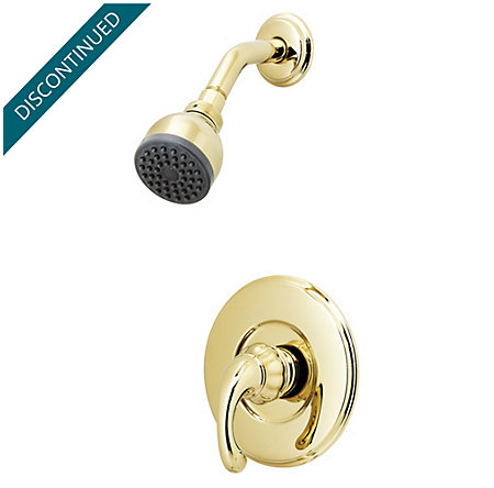 Polished Brass Treviso Shower Only - R89-7DP0 - 1