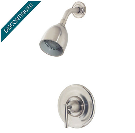 Brushed Nickel Contempra Shower Only - G89-7NK0 - 1