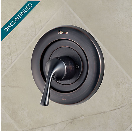 Tuscan Bronze Universal Tub and Shower Valve Only Trim Delta - R90-1DSY - 2