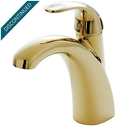 Polished Brass Parisa 1 Hole Roman Tub - RT6-AMCP | Pfister Faucets