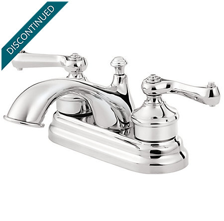 Polished Chrome Classic Centerset Bath Faucet Wla 220c Pfister
