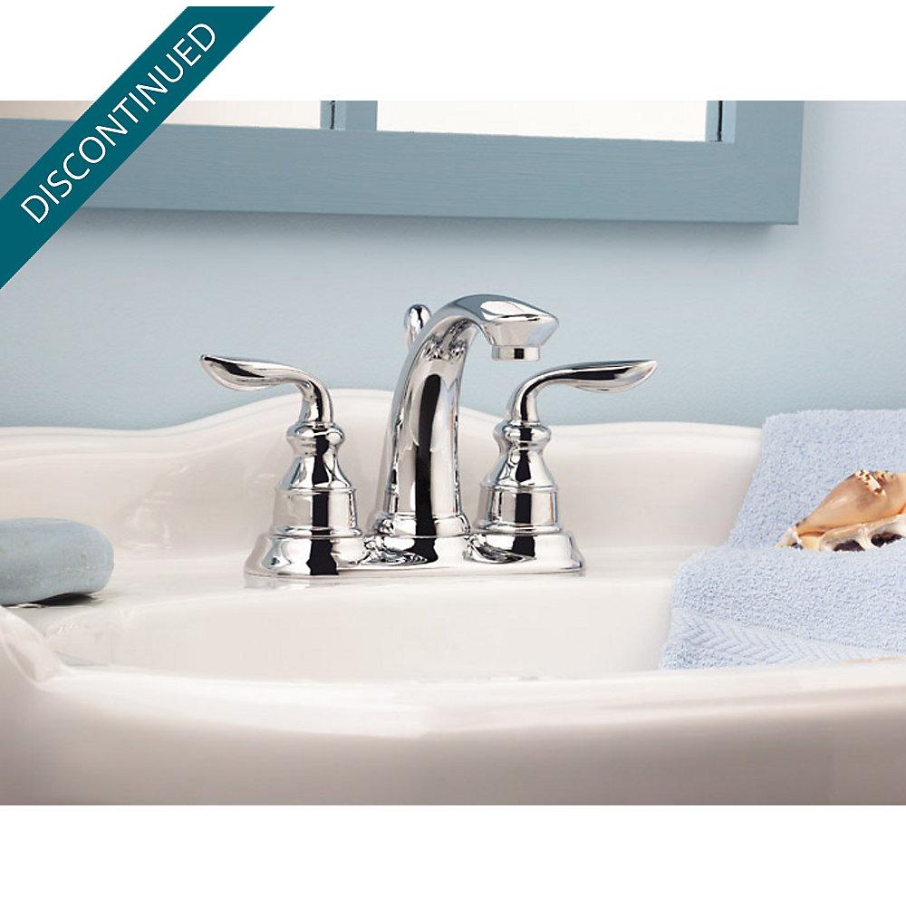 Polished Chrome Avalon Centerset Bath Faucet - 048-CB0C   Pfister ...