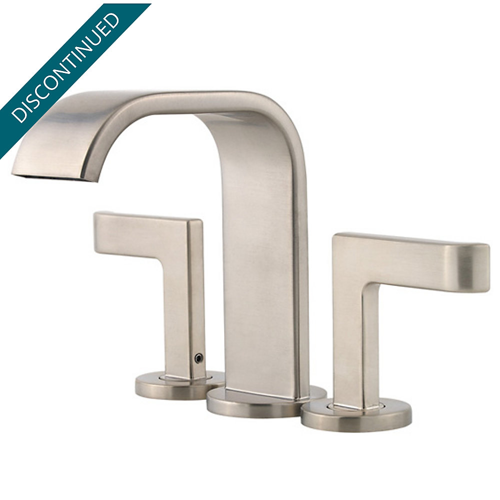 Brushed Nickel Skye Centerset Bath Faucet - F-046-SYKK | Pfister Faucets