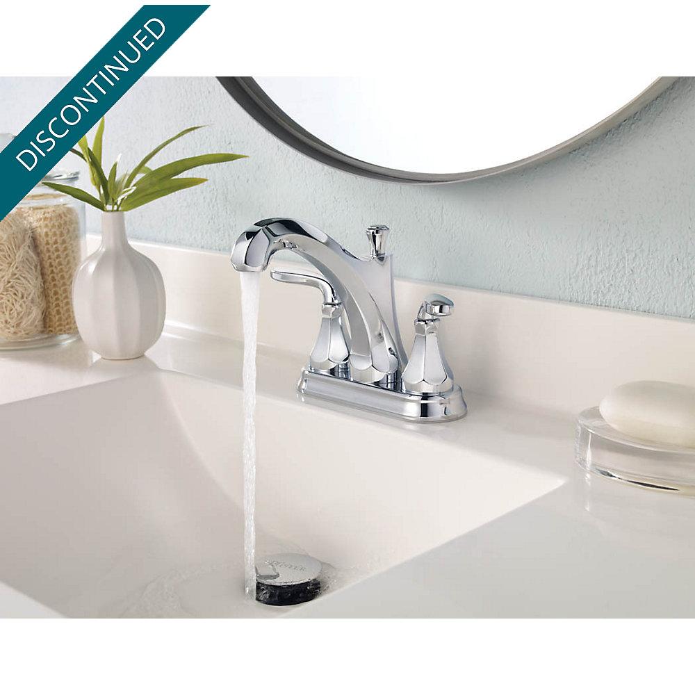 Polished Chrome Designer Centerset Bath Faucet - F-048-DECC ...