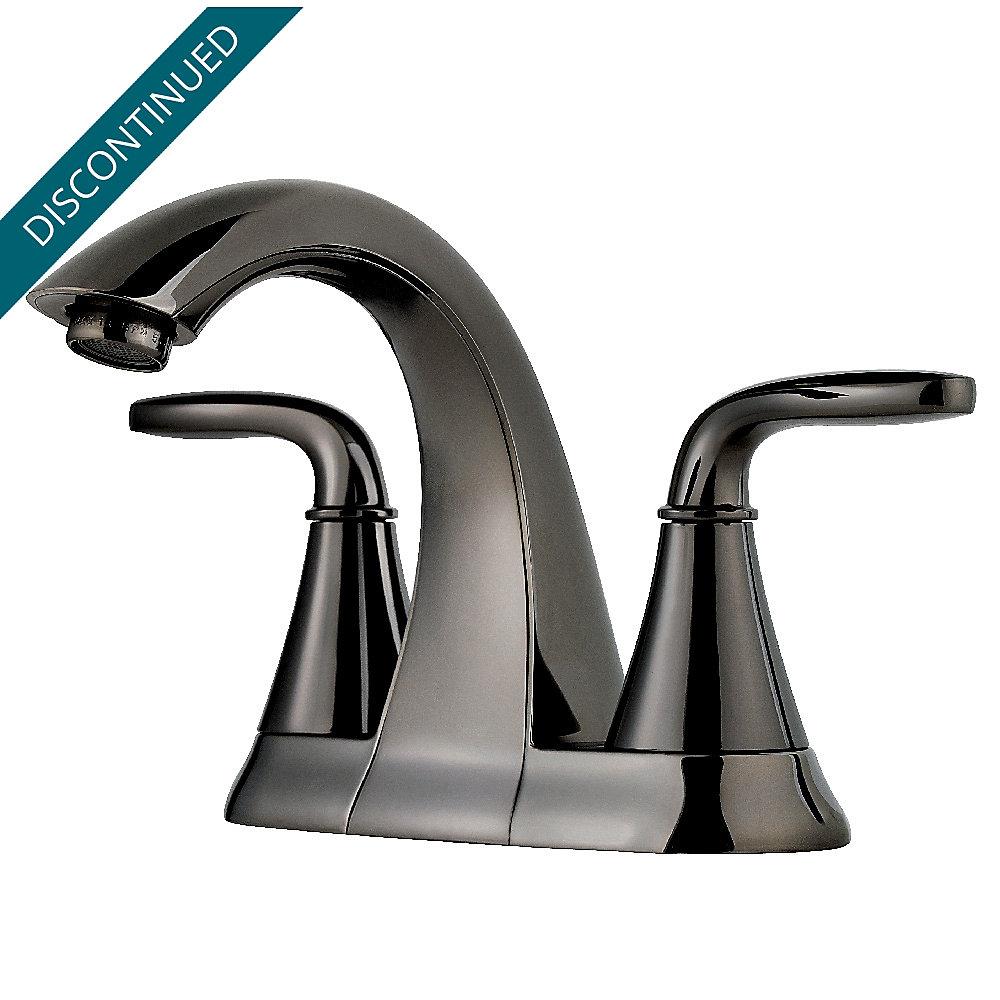 Midnight Chrome Pasadena Centerset Bath Faucet - F-048-PDMC ...