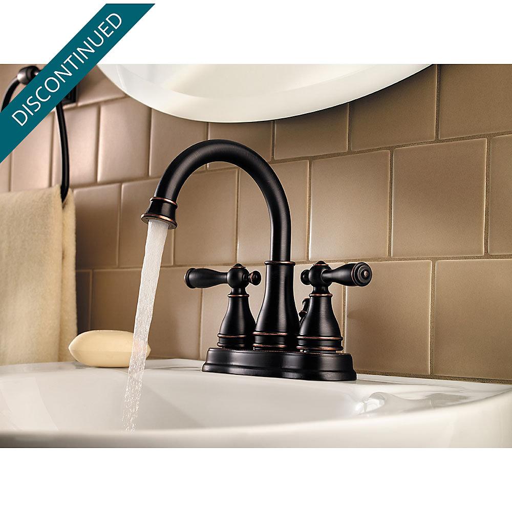 Tuscan Bronze Sonterra Centerset Bath Faucet - F-WL2-450Y | Pfister ...