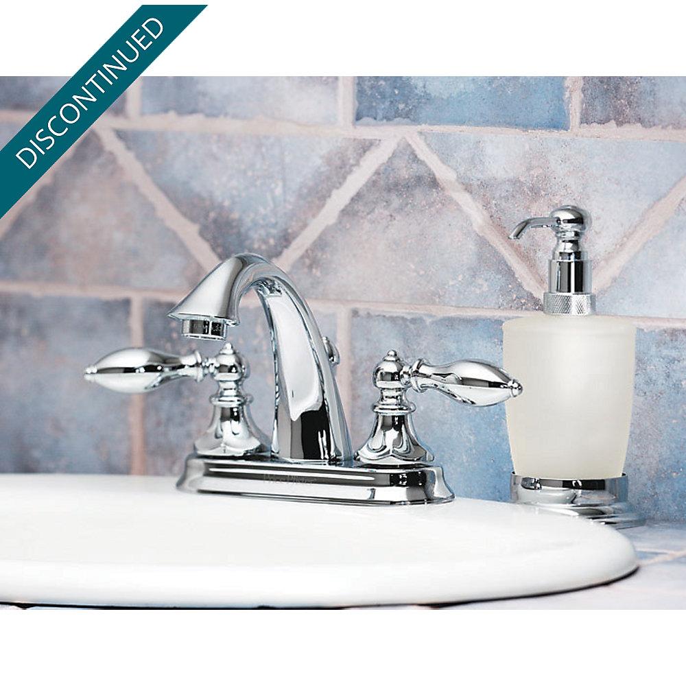 Polished Chrome Catalina Centerset Bath Faucet - GT48-E0BC | Pfister ...