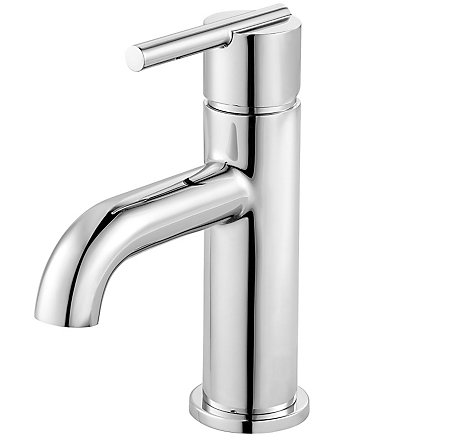Polished Chrome Fullerton Single Control, Centerset Bath Faucet - F-042-FTCC - 1