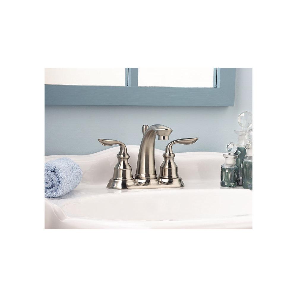 Brushed Nickel Avalon Centerset Bath Faucet - LF-048-CB0K | Pfister ...