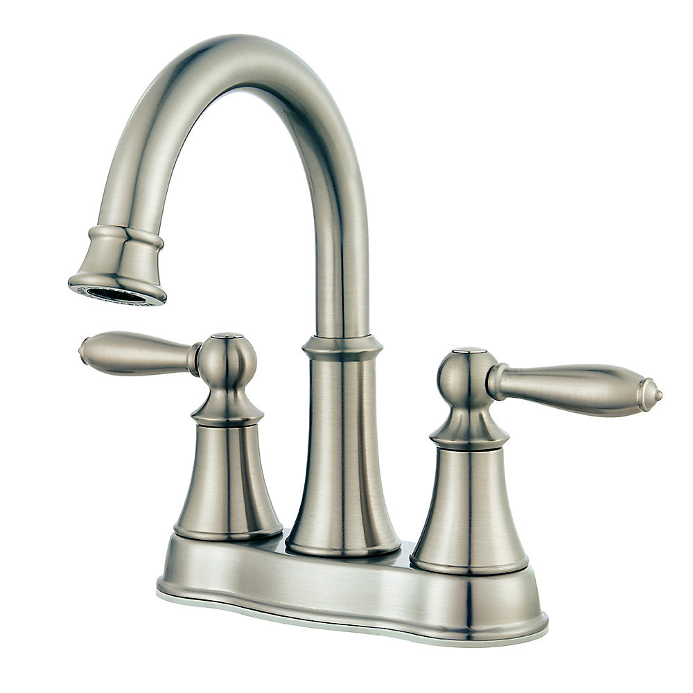 faucet com drain eva sink handle faucets touch on dp two brushed bathroom with amazon assembly moen nickel centerset