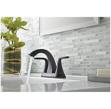 Tuscan Bronze Pasadena Centerset Bath Faucet Lf 048 Pdyy Pfister Faucets