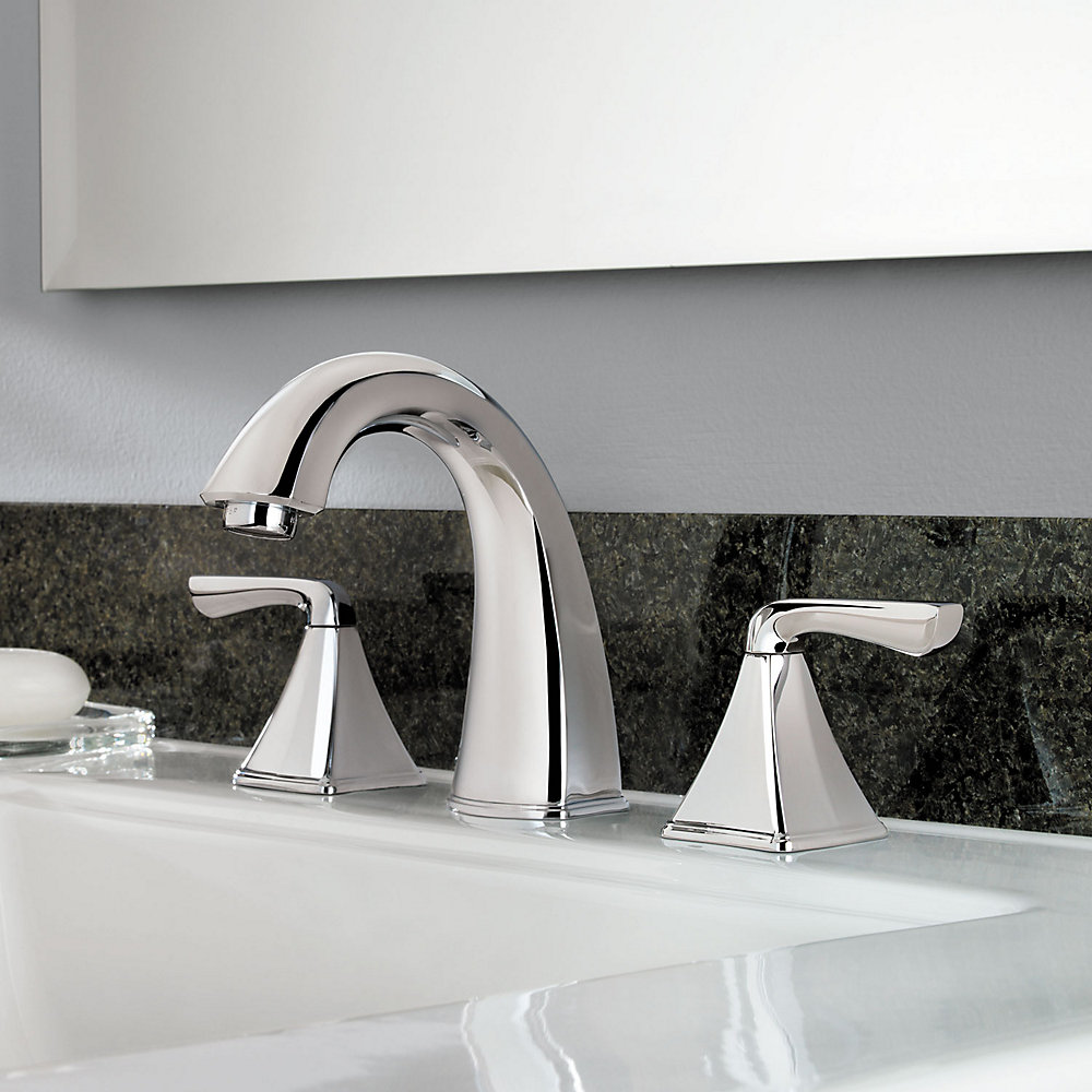 Polished Chrome Selia Widespread Bath Faucet - LF-049-SLCC | Pfister ...