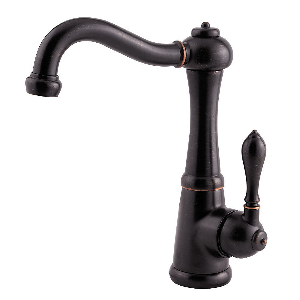 Tuscan Bronze Marielle 1-Handle Bar and Prep Faucet - LF-072-M1YY