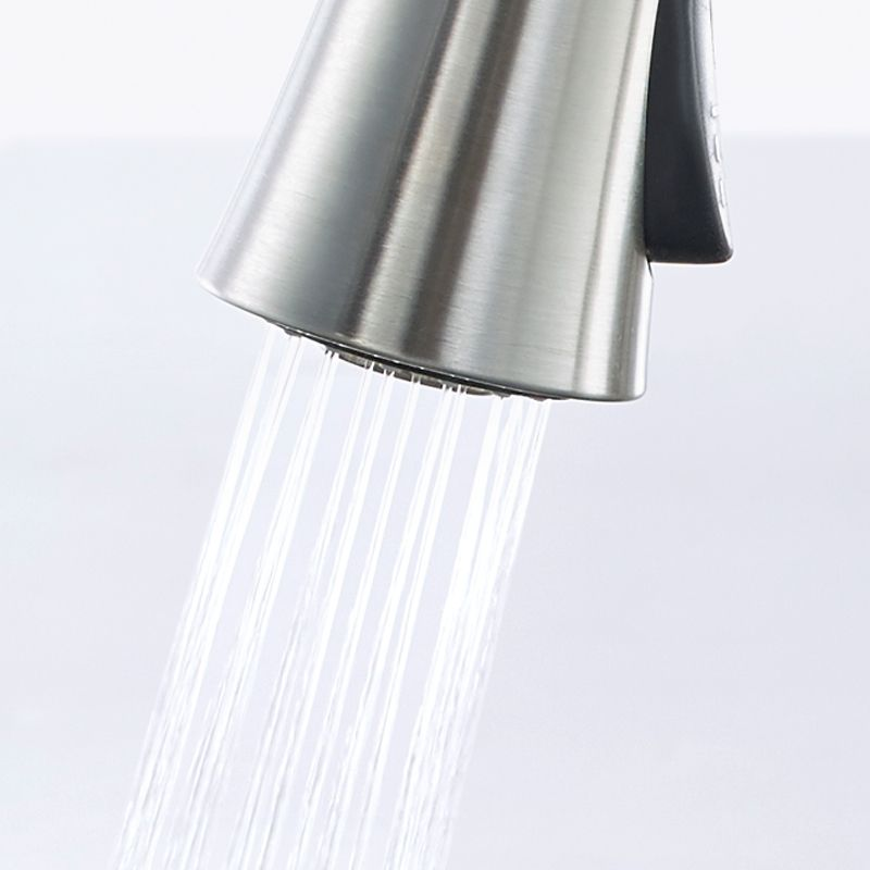 Xtract Faucet spray effect