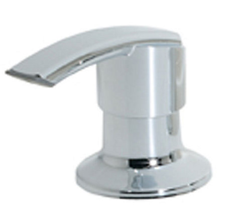 Polished Chrome Soap Dispensers - KSD-LCCC - 1