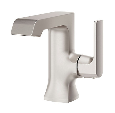 Spot Defense Brushed Nickel Penn Single Control Bath Faucet - LF-042-1PEGS - 1